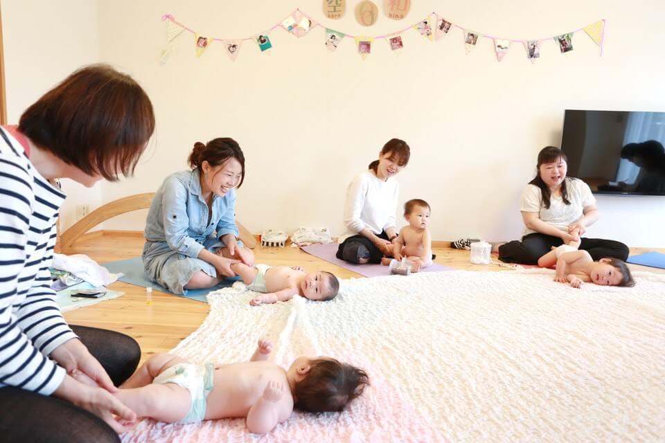 赤ちゃん体操指導者養成講座